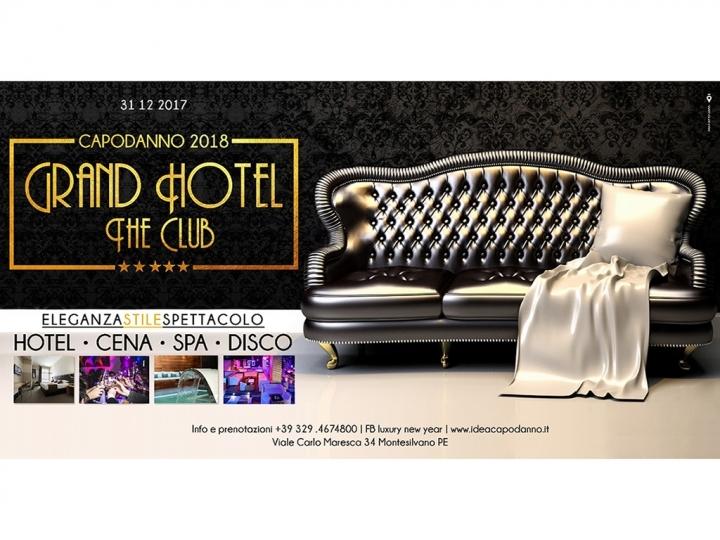 Capodanno Amicizia Hotel Disco SPA Cenone Pescara Foto