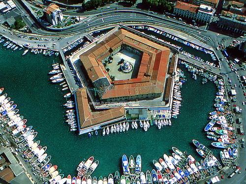 Il lazzaretto di Ancona la mole vanvitelliana