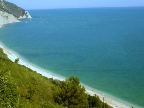 mare spiagge ancona foto